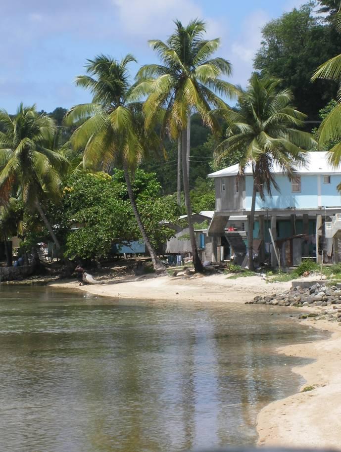La Dominique : Calabishie