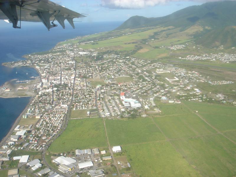 Nevis villa