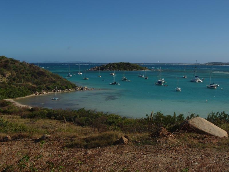 St-Maarten Etang Barriere
