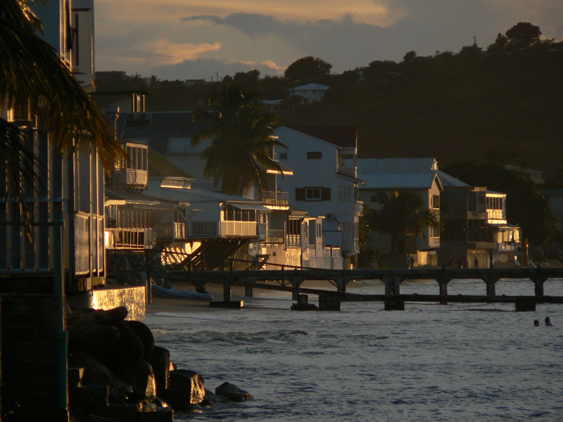 St-Maarten Grand case