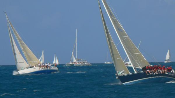 heineken regatta 2007