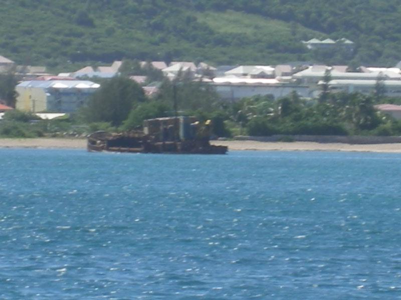 Bateau de Marigot