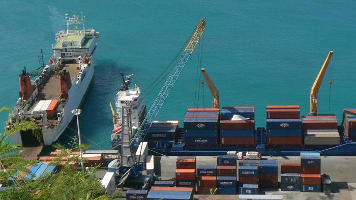 Port de St-Maarten 3