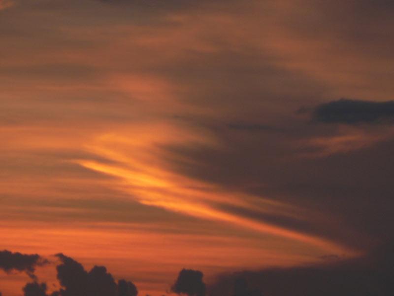 Sunset June Carib