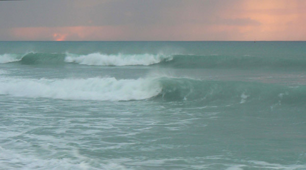 Two Wave Tropical