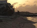 Sunset on Nettle Bay